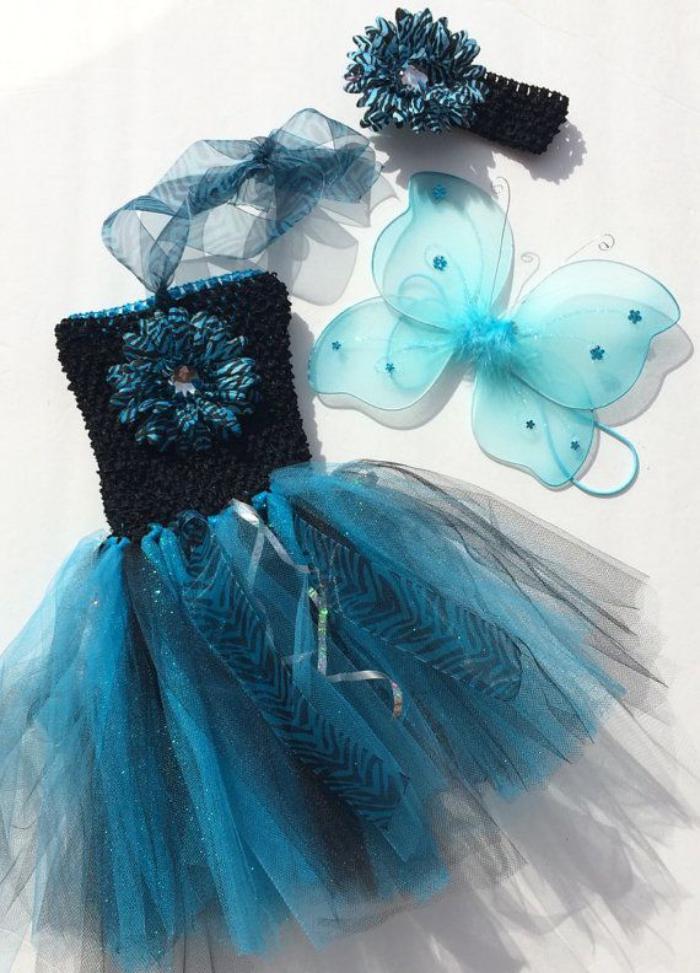 feen-kostüm-vier-Teile-blaue-Nuancen