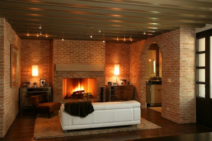 farbe fur kamin home design und m bel interieur inspiration. Black Bedroom Furniture Sets. Home Design Ideas