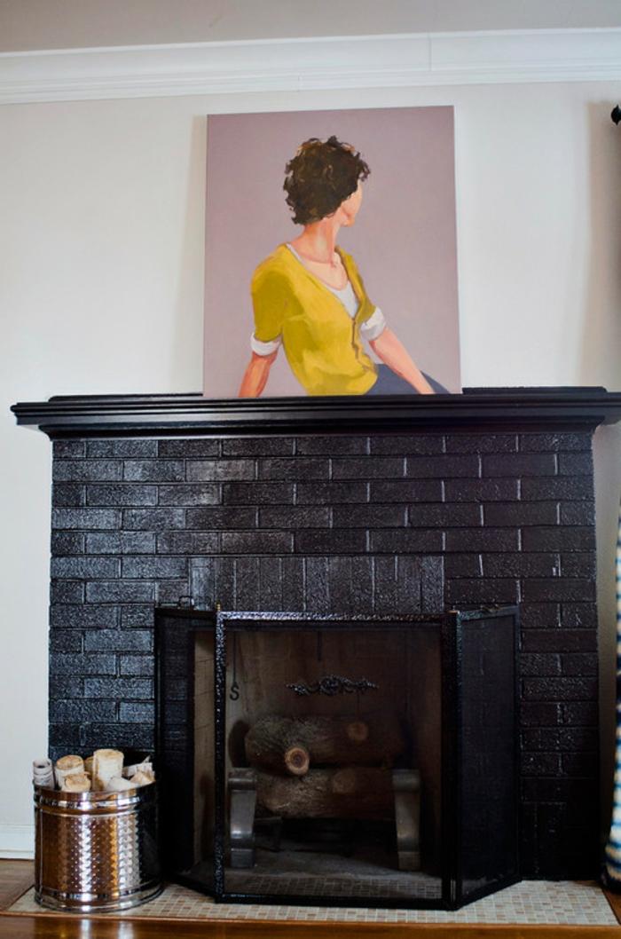 kamin in der wand kamin in der wand amerikanisch fein on. Black Bedroom Furniture Sets. Home Design Ideas