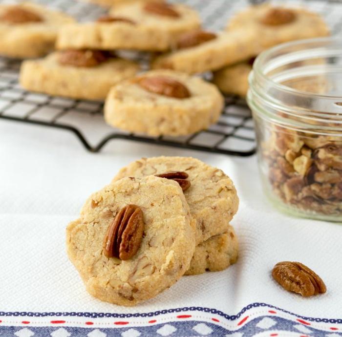 gesunde-Cookies-Nüsse-süßigkeiten-ohne-zucker-kein-butter