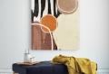 Bilder fürs Wohnzimmer – 105 attraktive und moderne Ideen