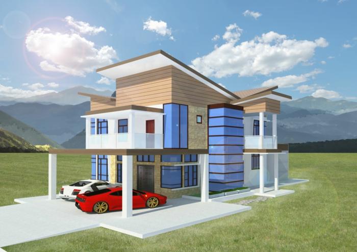 Moderne Huser Mehr Als 160 Unikale Beispiele Archzinenet