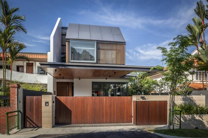 Moderne h user mehr als 160 unikale beispiele for Fertighaus grundrisse einfamilienhaus
