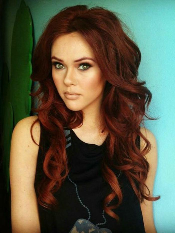 Die Haarfarbe Rot Ist Was Spezielles Archzinenet