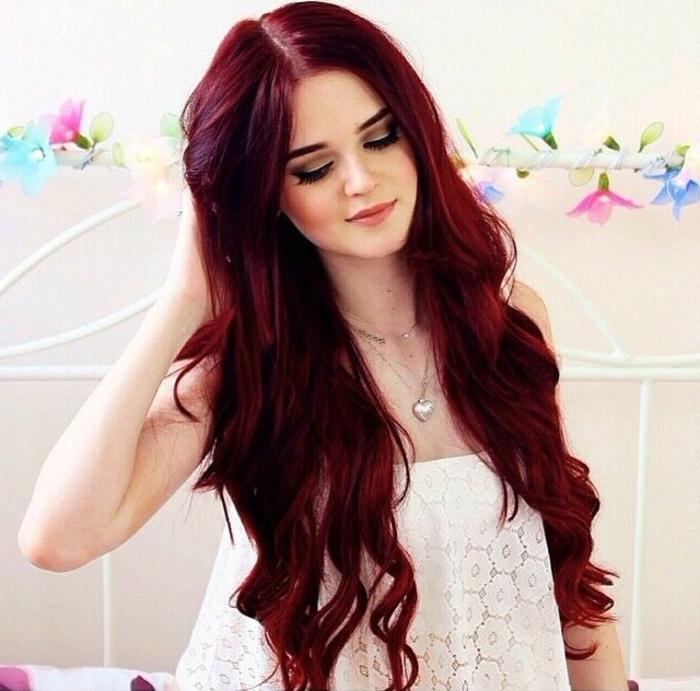 Die Haarfarbe Rot Ist Was Spezielles