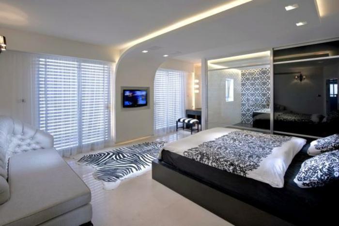 Schlafzimmer Gestalten Inspiration :   indirektebeleuchtungdeckeattraktivesschlafzimmergestalten