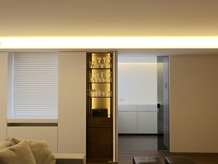 Wohnzimmer led decke - Beleuchtung wohnzimmer decke ...