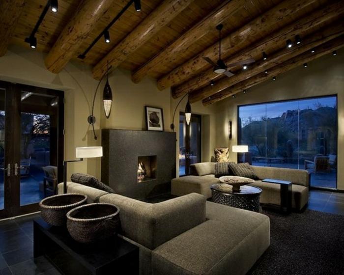 indirekte-beleuchtung-decke-selber-bauen-gemütliches-wohnzimmer