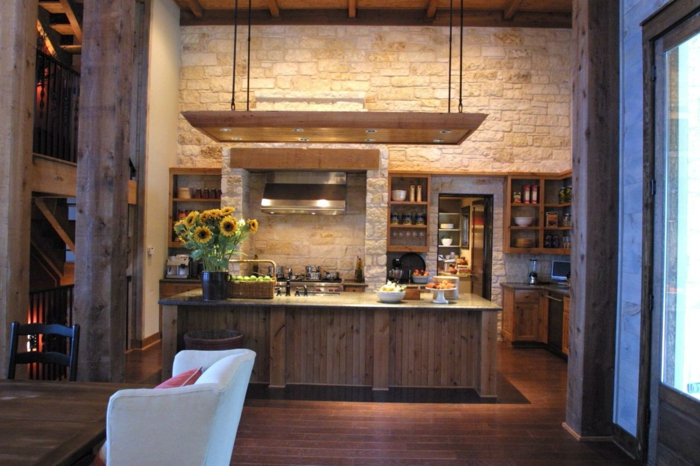 küchengestaltung-ideen-effektvolles-design-tolle-einrichtung