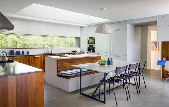 küchengestaltung-ideen-moderne-weiße-gestaltung-tolles-bidl