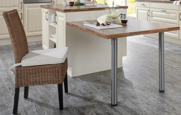 küchentisch-mit-stühlen-aus-holz-einfaches-modell-selber-bauen