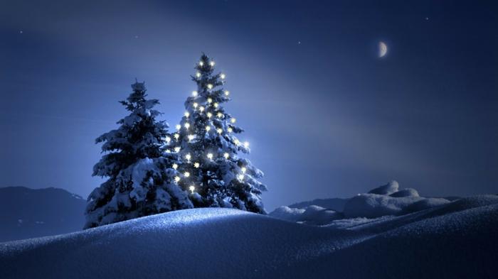 künstliche-wihnachtsbäume-super-beleuchtung