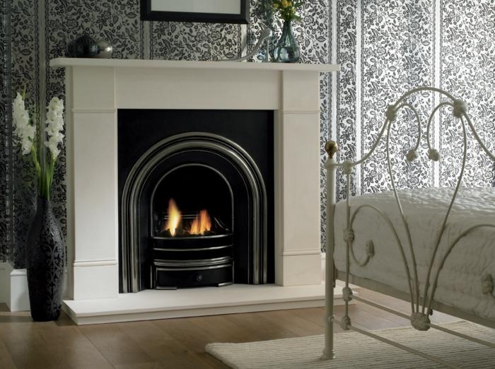 künstlicher-kamin-luxus-und-erste-klasse-weiße-farbe