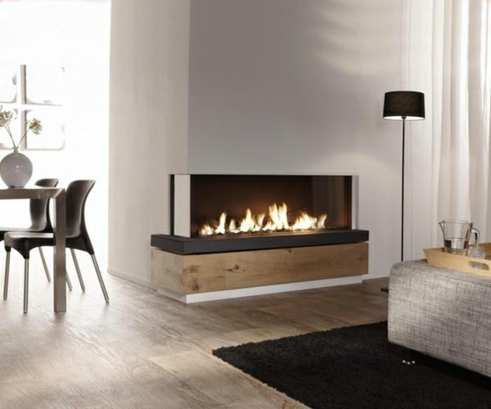 modernes wohnzimmer mit kamin ~ moderne inspiration ... - Moderne Wohnzimmer Mit Kaminofen