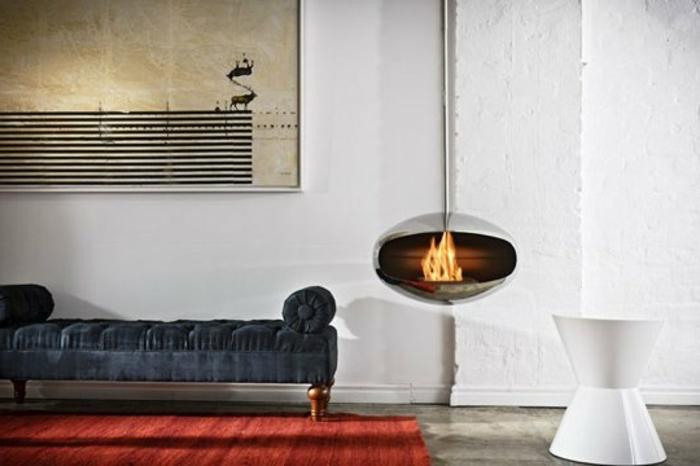kamin-ohne-schornstein-originelle-minimalistische-ausstattung