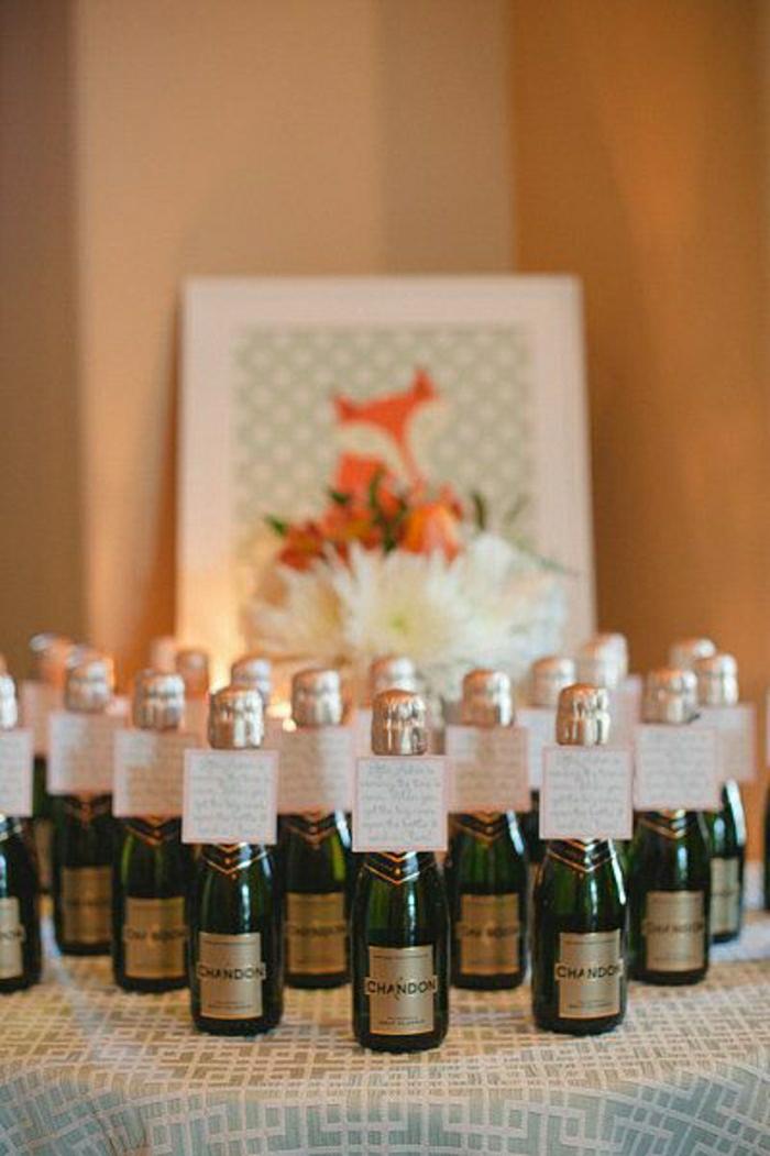 kleine-Champagne-Flaschen-Hochzeit-Etiketten-selber-drucken