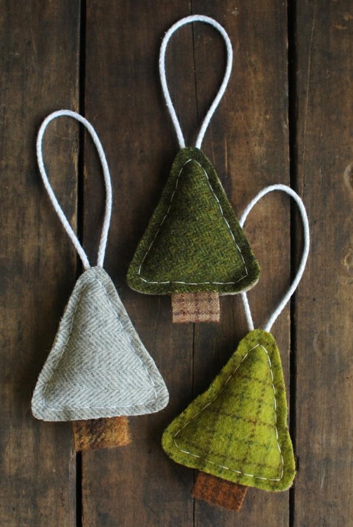 kleine-dekorative-Tannenbäume-Textil-weihnachtsdeko-selber-basteln