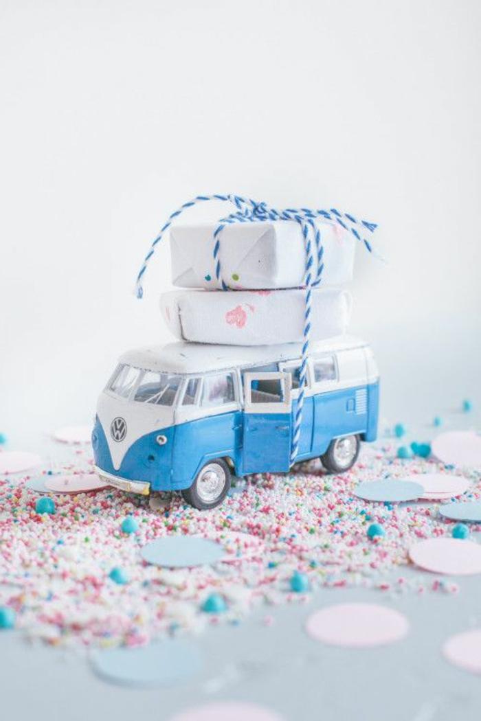 kleine-geschenke-originell-verpacken-Spielzeug-VW