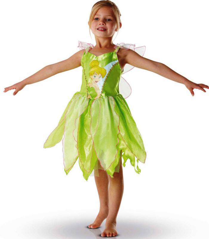 kleines-Mädchen-tinkerbell-kostüm-süß-kokett