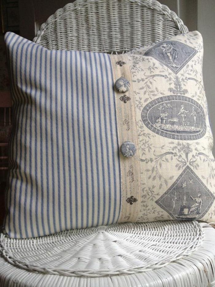 kreative-Kissenbezüge-Ideen-vintage-Modell