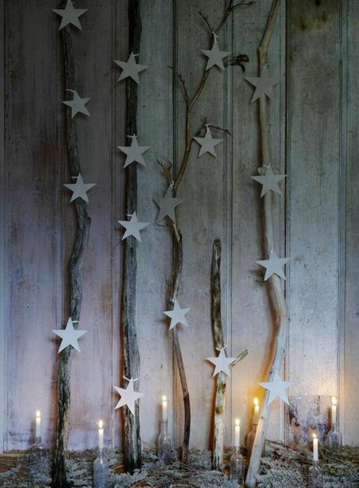 kreative-Landhaus-Deko-Äste-Sterne