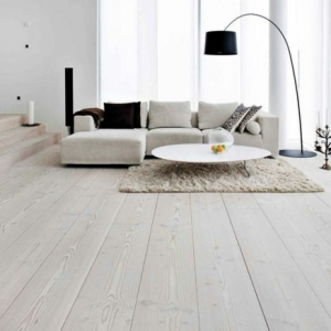 40 wunderschöne Fotos von Laminat in Weiß!