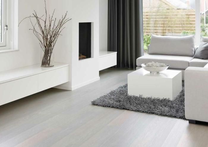 laminat-in-weiß-modernes-minimalistisches-wohnzimmer-gestalten
