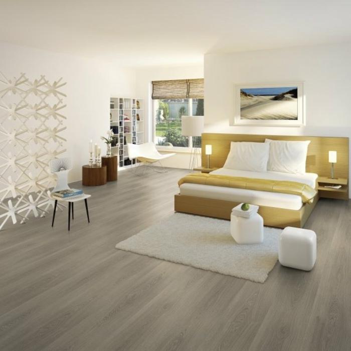 Laminat In Weiß Sehr Tolle Ausstattung Modernes Aussehen