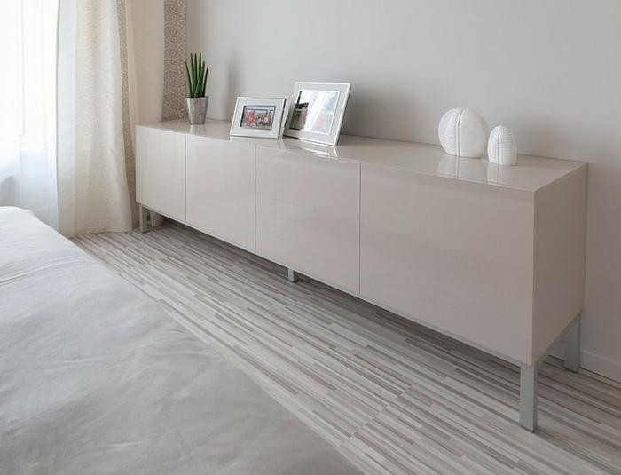 40 Wunderschöne Fotos Von Laminat In Weiß! - Archzine.Net
