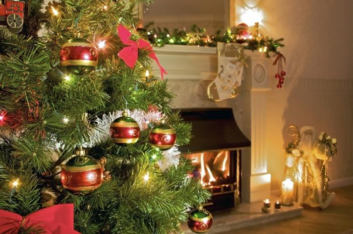 led-lichterkette-kabellos-schöne-weihnachtsbäume