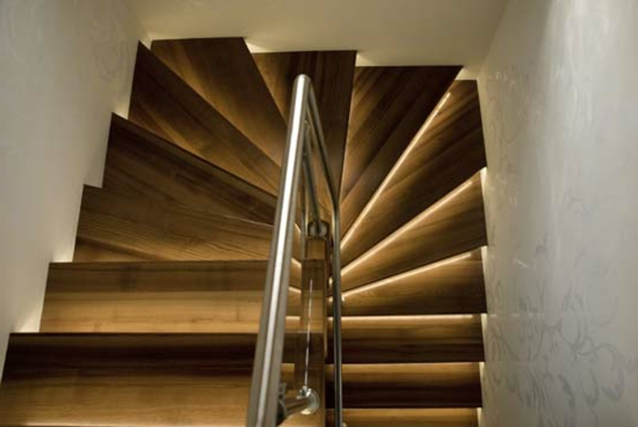Best Ideen Treppenbeleuchtung Aussen Pictures   Home Design . Images