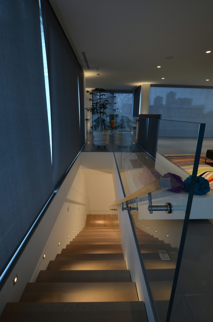 led-treppenbeleuchtung-interessantes-schönes-design
