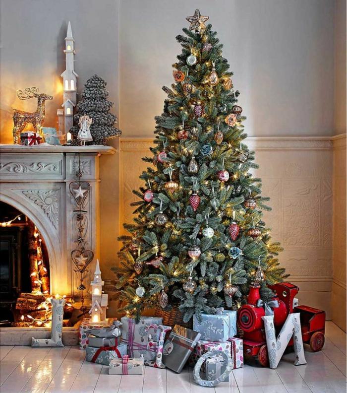 led-weihnachtsbaumbeleuchtung-wunderschönes-modell