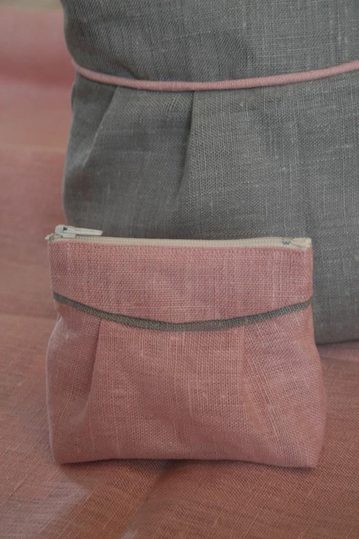 leinen-Taschen-kosmetische-Tasche-Geldbörse-kokette-Modelle