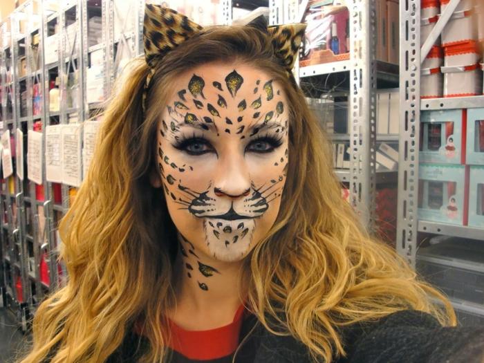 leopard-gesicht-schminken-interessante-ohren