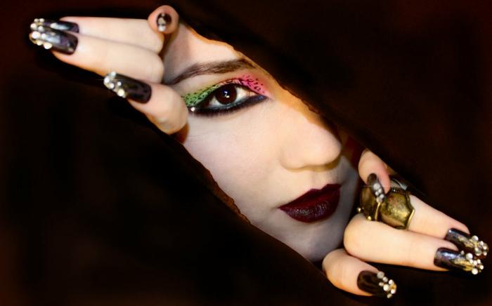 leopard-gesicht-schminken-super-kreatives-foto