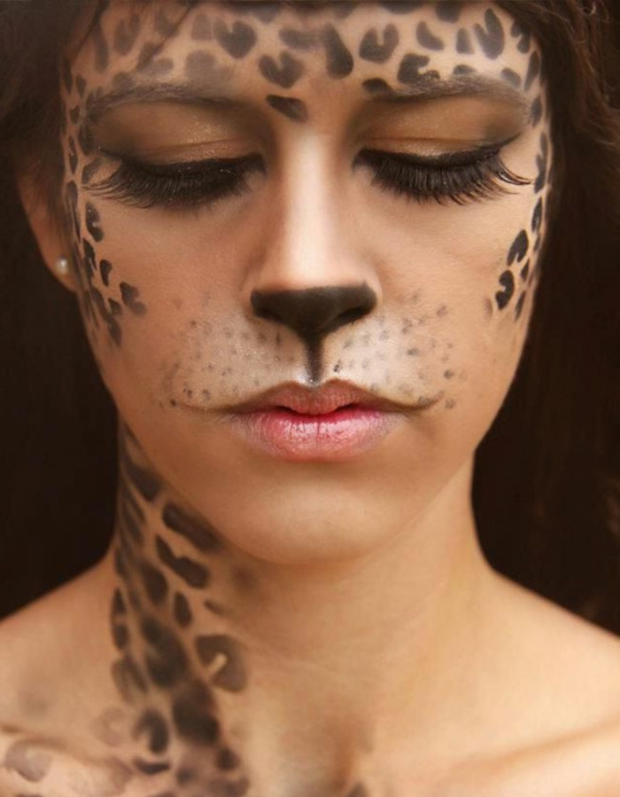 leopard-gesicht-schminken-unikale-gestaltung