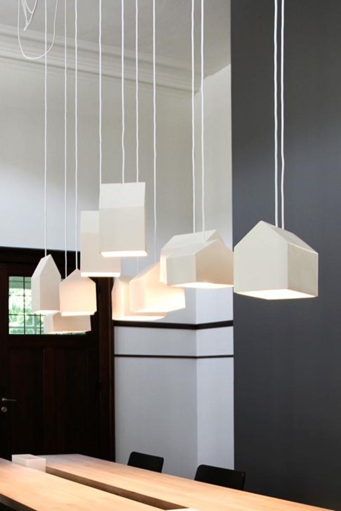 Lampen Esszimmer Style : Esszimmer idee lampen