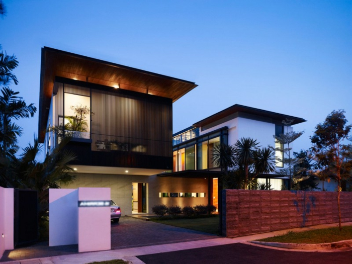 Moderne h user mehr als 160 unikale beispiele - Moderne architektenhauser ...