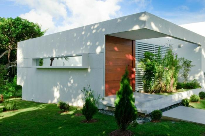 Moderne h user mehr als 160 unikale beispiele for Haus flachdach