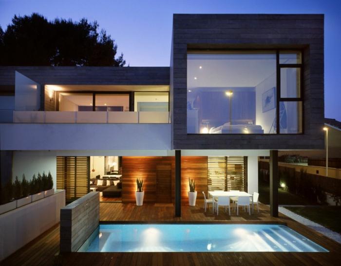moderne h user mehr als 160 unikale beispiele. Black Bedroom Furniture Sets. Home Design Ideas