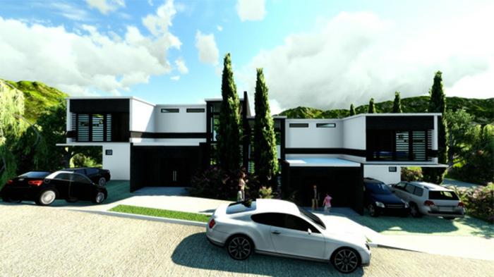 modernes-bauen-architektenhäuserr-moderne-doppelhäuser