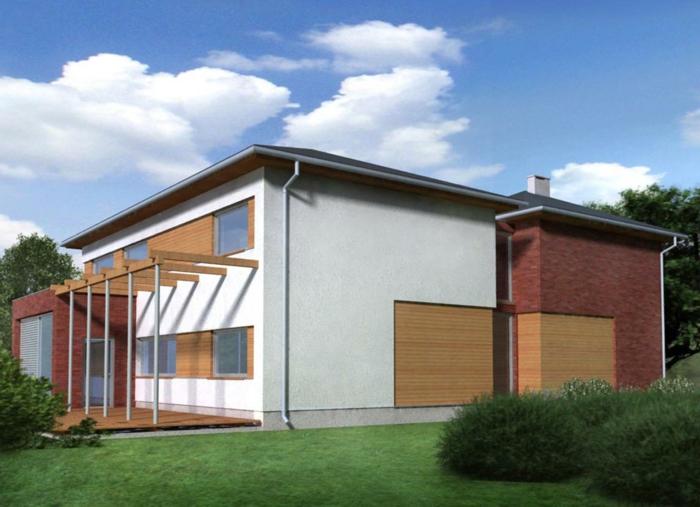 grundriss einfamilienhaus modern ihr traumhaus ideen. Black Bedroom Furniture Sets. Home Design Ideas