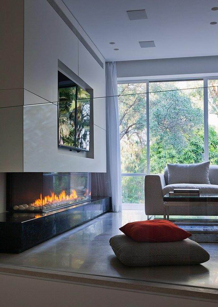 45 unikale bilder von panorama kamin. Black Bedroom Furniture Sets. Home Design Ideas