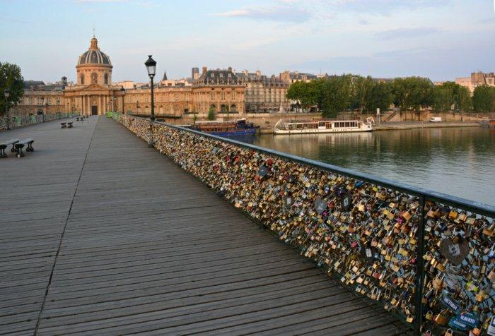 paris-urlaub-tipps-Die-Seine-und-die-Vorhängeschlösser