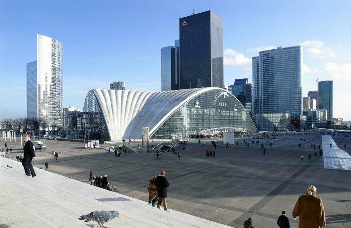 paris-urlaub-tipps-La-Défense-modernes-Hochhausviertel