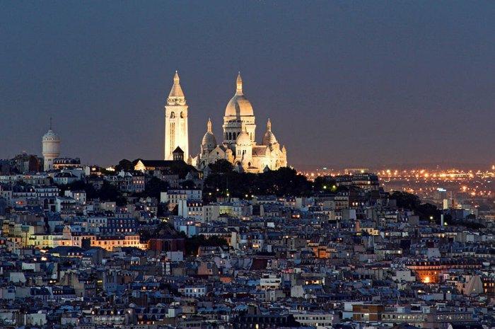 paris-urlaub-tipps-heiliges-Herz-am-Abend