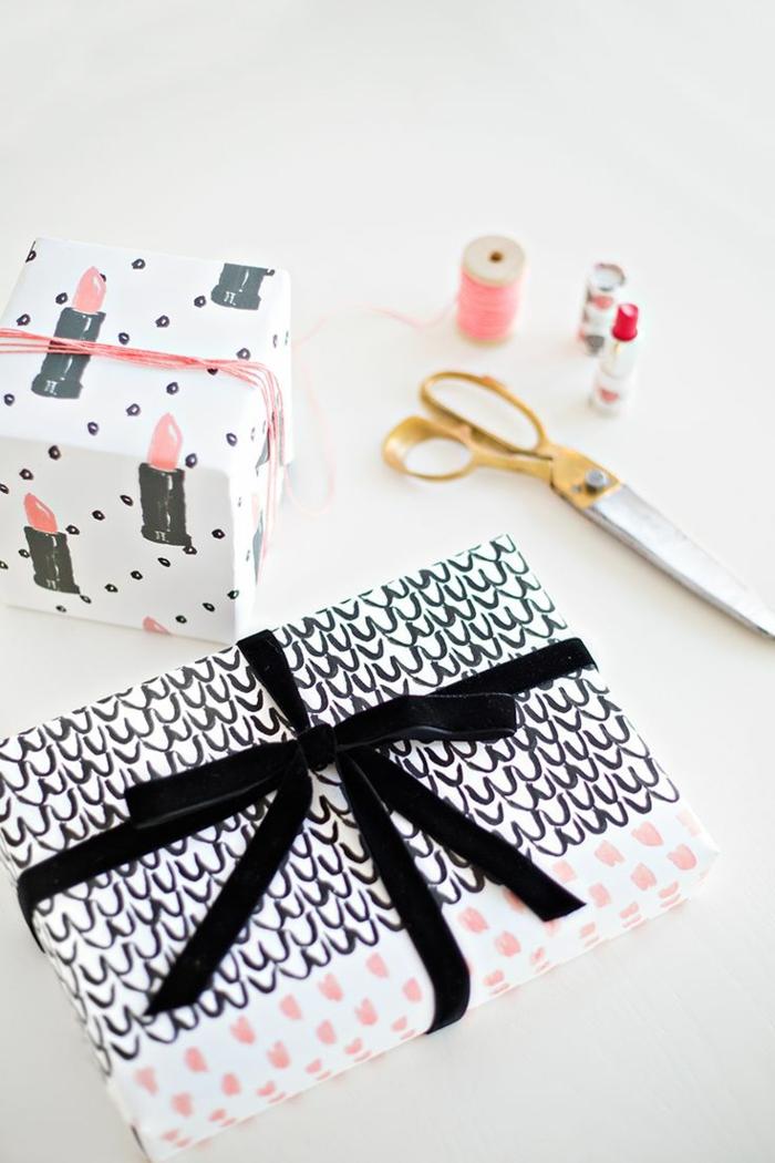 personalisierte-geschenke-schön-verpacken-schönes-Papier-handgemachte-Dekoration