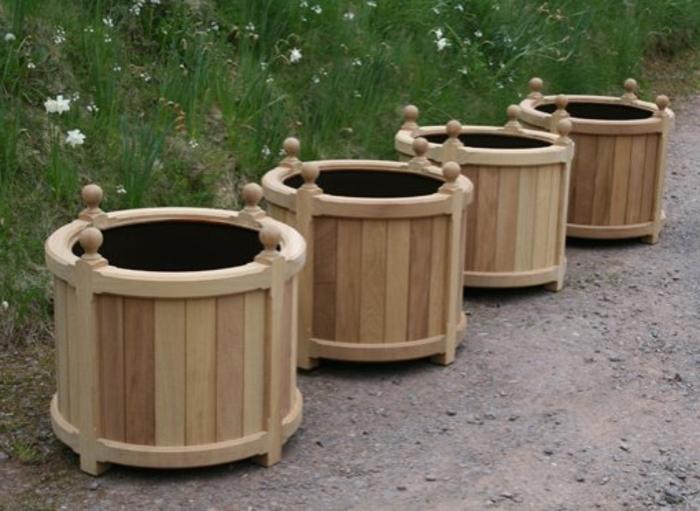 pflanzkübel-eichenholz-rund-ohne-bepflanzung