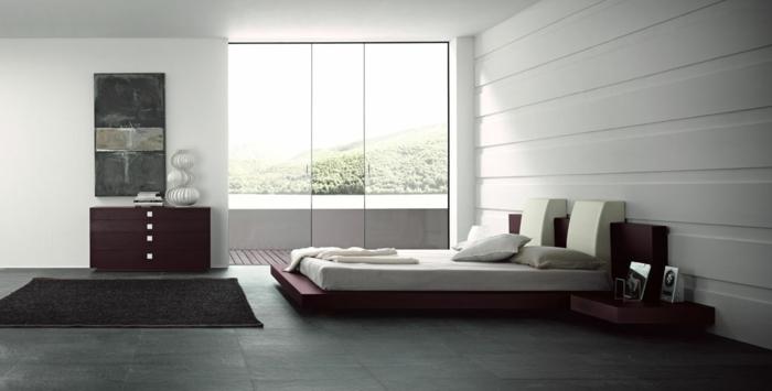Renovieren Ideen Weißes Modernes Schlafzimmer